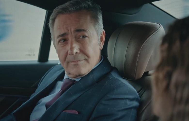 İşte Harun Orhun rolüyle Mehmet Aslantuğ