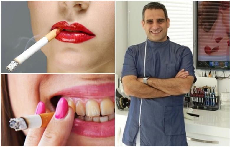 """Diş Doktoru İlker Arslan yazdı: """"Sigara'nın ağız kanserindeki dayanılmaz hafifliği!"""""""