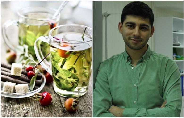 """Diyetisyen Ahmet Akbulut """"Hangi çay neye iyi geliyor biliyor musunuz, yoksa bilmeden içiyor musunuz?"""""""
