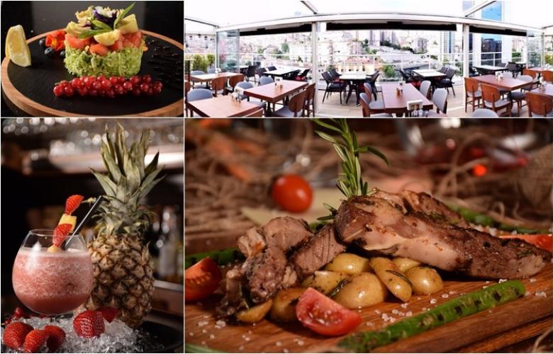 Şehrin merkezi Fulya'da çok özel lezzetlere sahip: VİANDO