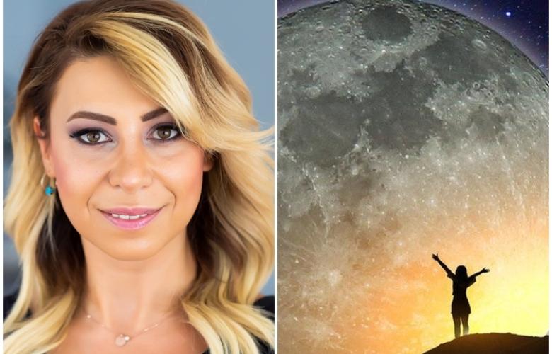 Terazi Burcu'nda Dolunay'ın etkileri ağır olacak! Sansasyonel olaylar ortaya çıkabilir diyen Astrolog Sema Sidar'dan 22 Mart haftasının yorumu