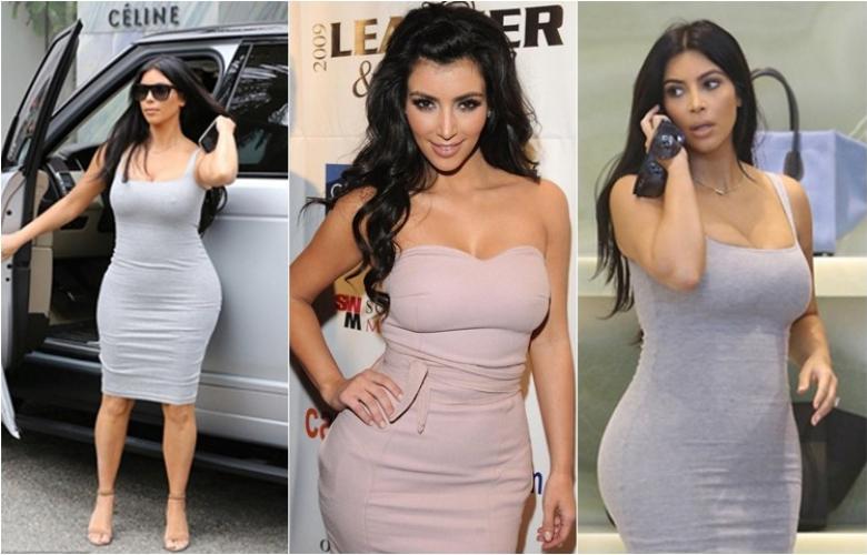 Kim Kardashian, bu diyetle tam 27 kilo verdi!
