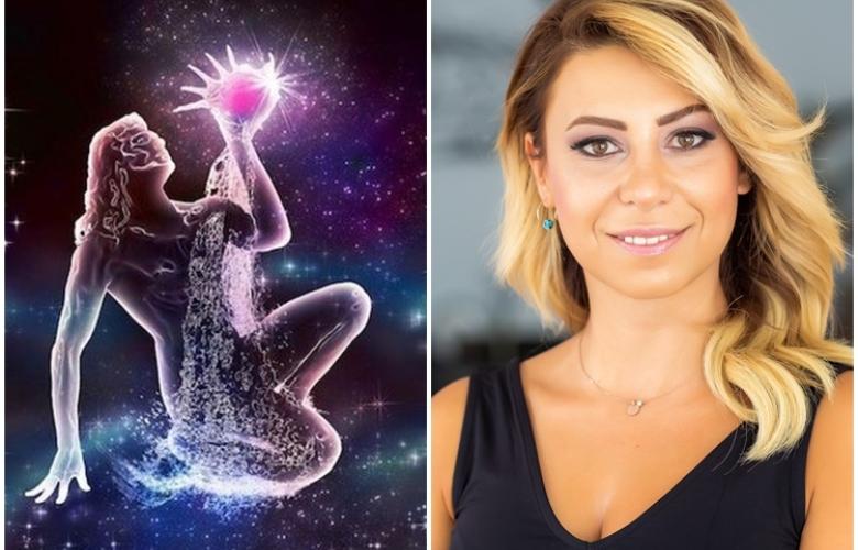 """Astrolog Sema Sidar'dan Kova Burcu 2021 analizi: """"Madalyaları kazanırken pistin engellerle dolu olduğunu unutmayın!"""""""
