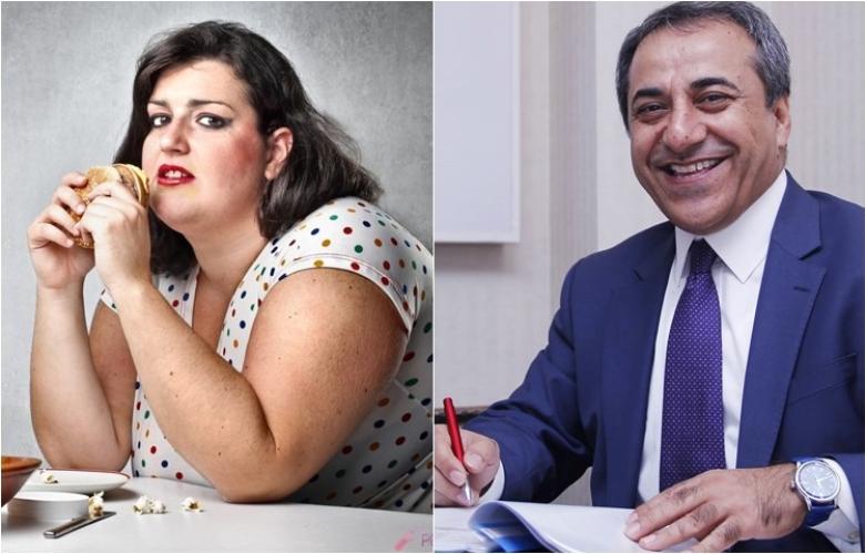 """Prof. Dr. Oktay Banlı: """"Fazla kiloyla hamile kalmak tehlikeli!"""""""