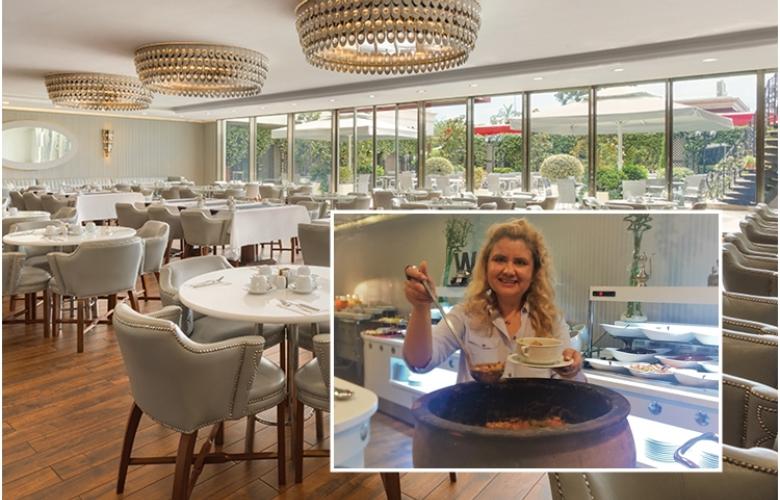 Gurmerella Wyndham Grand Kalamış'ın Remina Restoranı'nı yazdı. Kalamış'ta açık büfe iftar keyfini muhakkak yaşayın.