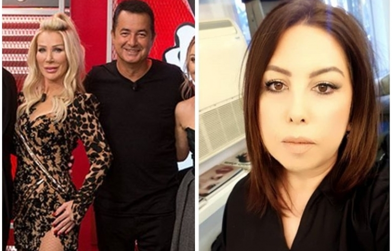 """Seda Sayan'dan gece yarısı açıklaması Seyhan Erdağ'a: """"Acun'la el sıkıştık!"""""""